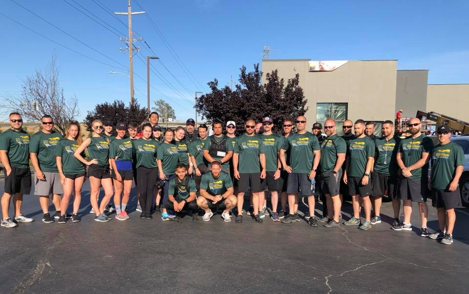 APD Special Olympics Torch Run