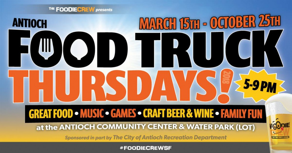 Antioch Food Truck Thursdays