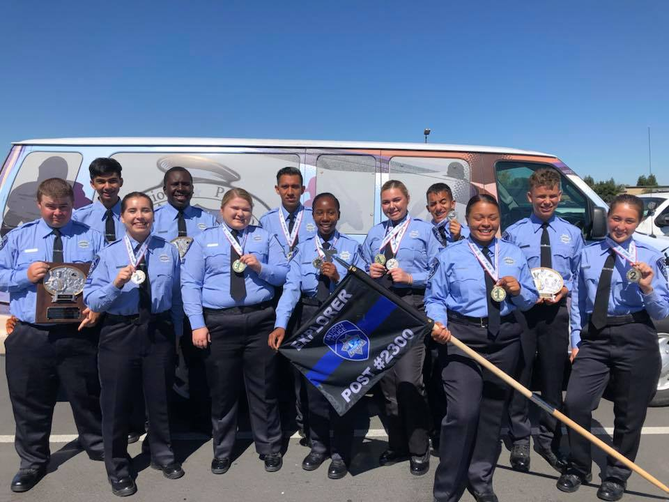 Antioch Police Explorers