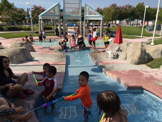 Antioch Recreation - Water Park