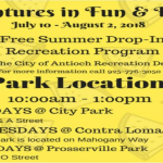 Drop In Summer Camp