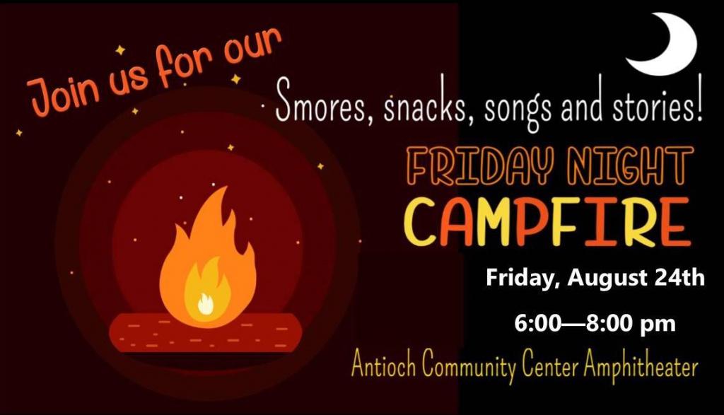 Antioch Family Campfire
