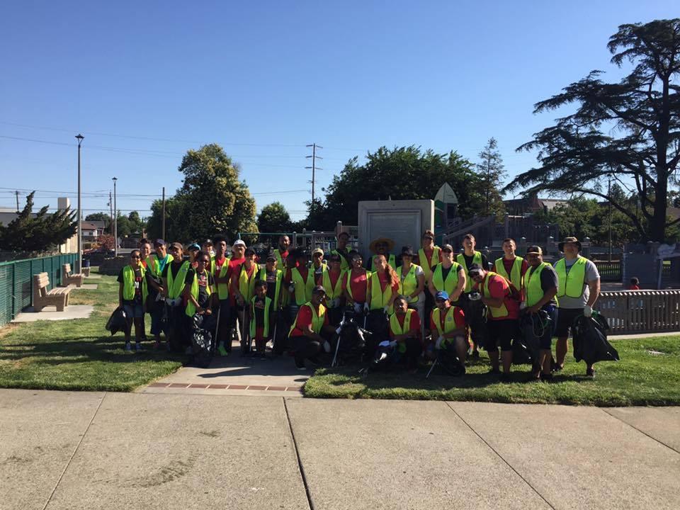Antioch Neiborhood Clean Up