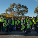 96th Installment of WE CARE Community Clean up
