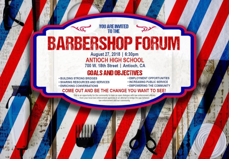 Barbershop Forum