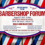 The Barbershop Forum
