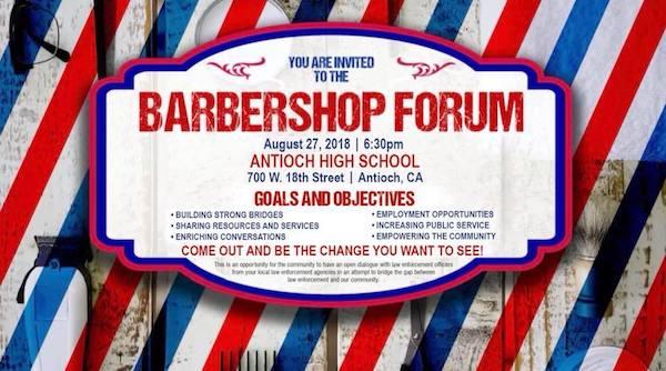 Antioch Barbershop Forum