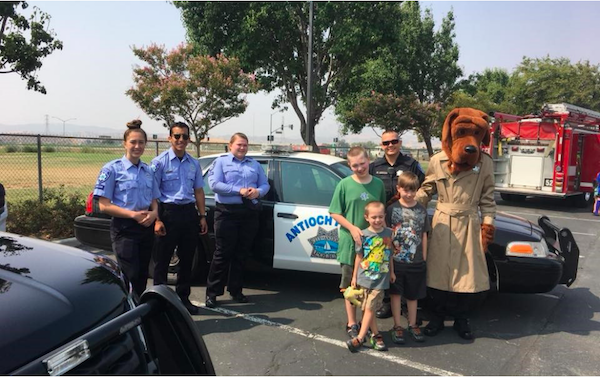 Antioch Police Dept. East CCCountry Preparedness Fair