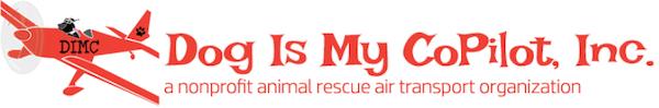 Dog is My CoPilot, Inc. Logo