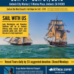 Get On Board The Lady Washington & Hawaiian Chieftain (October 21,2018)