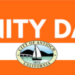 Paint Antioch Orange on Unity Day