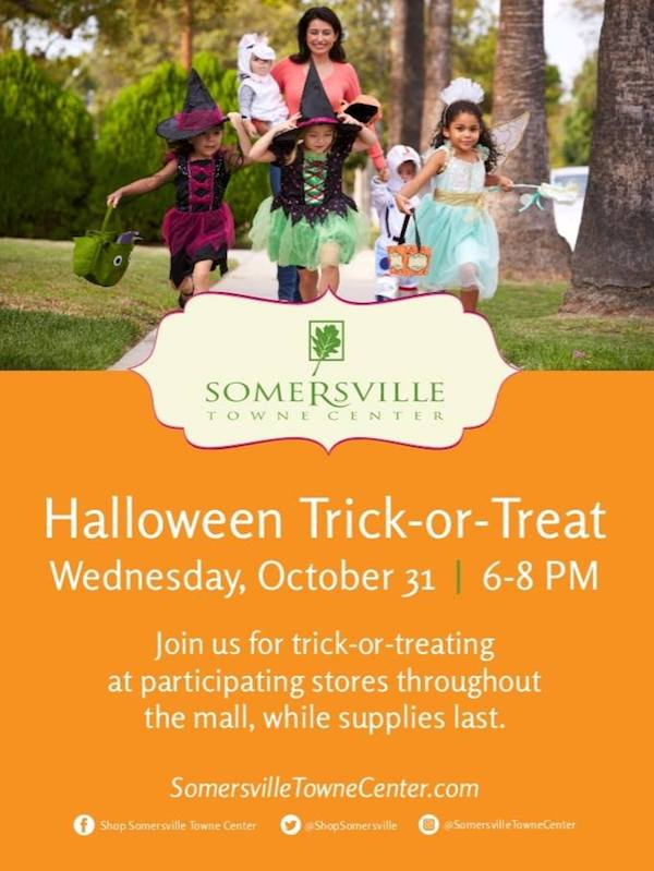Somersville Towne Center Halloween