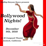 Bollywood Nights HipHop-Natyam Dance Academy Showcase