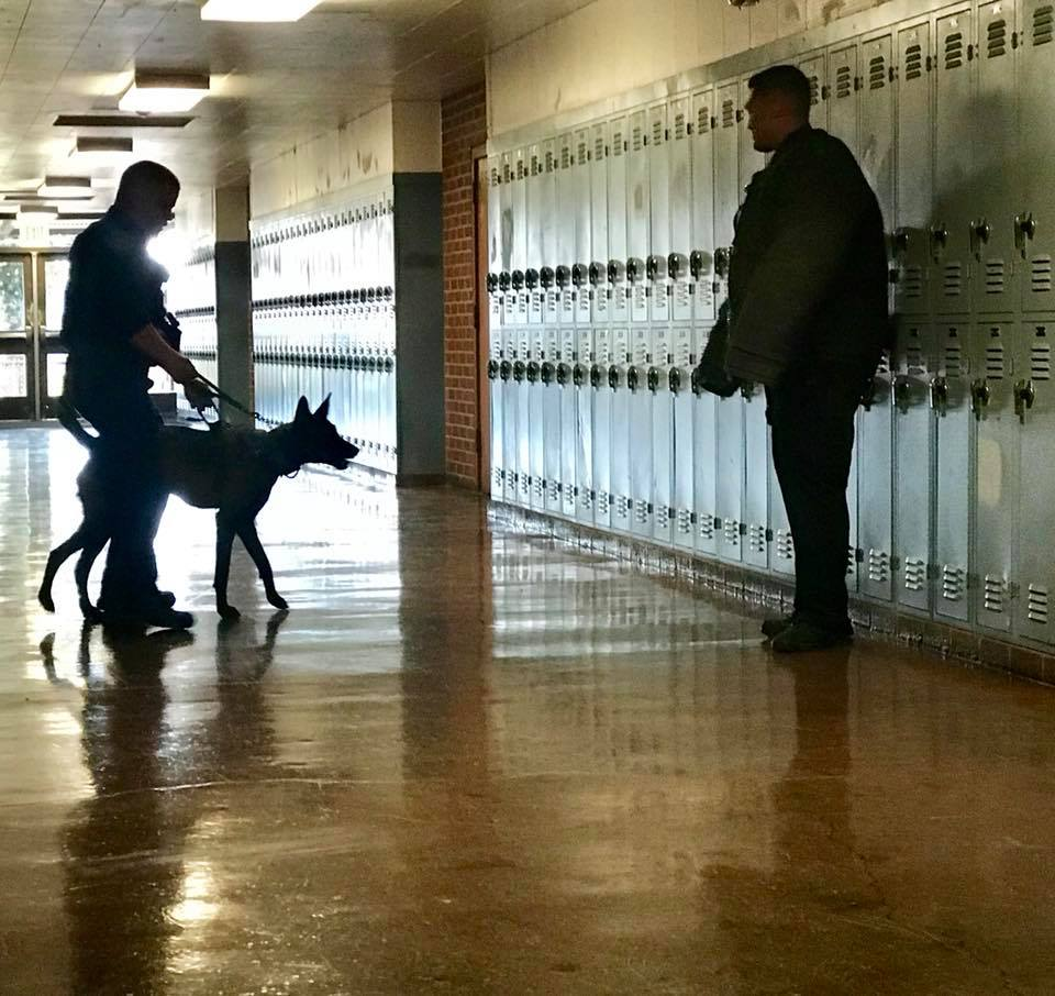 Antioch High School and APD