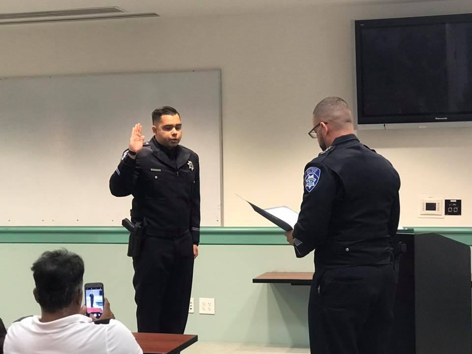 Calvin Prieto Antioch Police Department