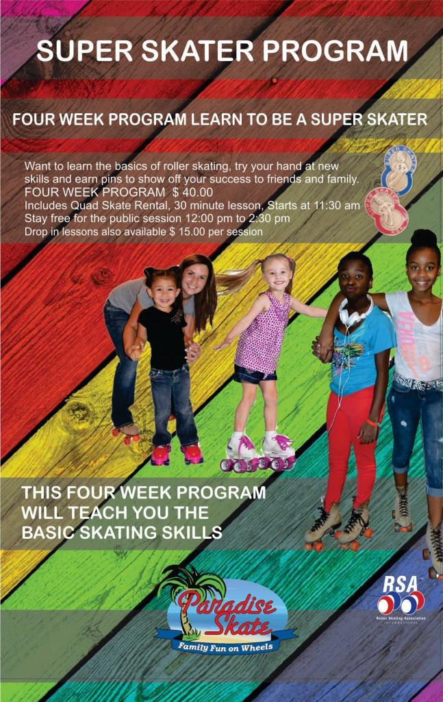 super skater program Antioch