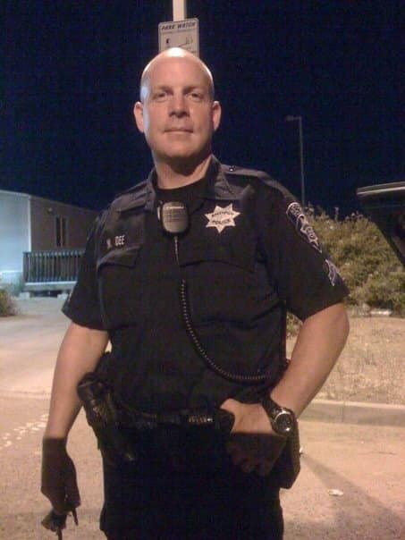 Antioch Police Department Sergeant Will Dee