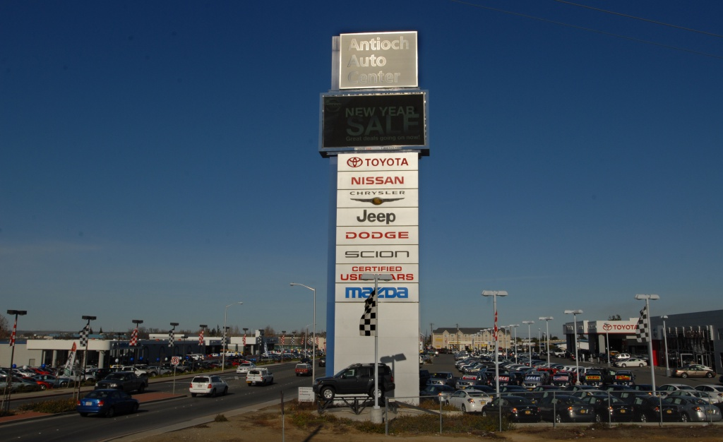 Antioch Auto Center