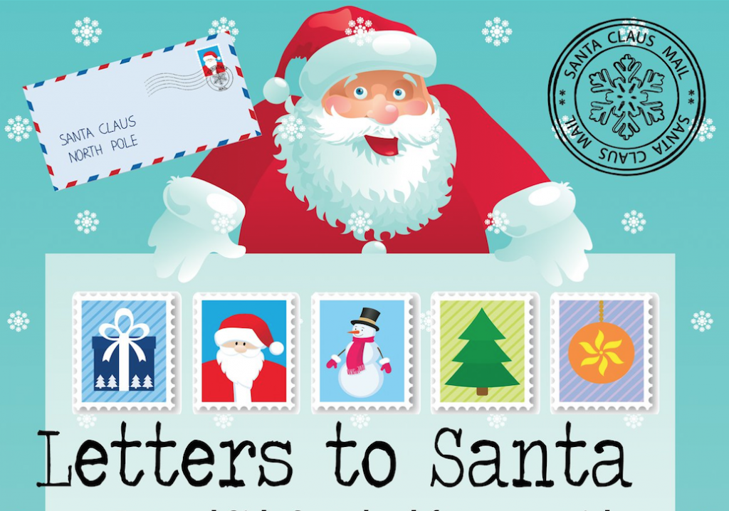 Antioch Letters to Santa