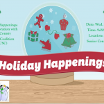 Holiday Happenings at Antioch Senior Center