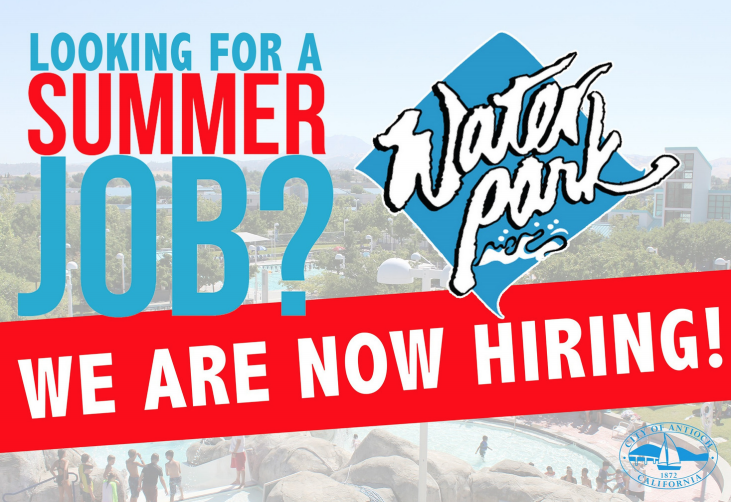 antioch water park summer job