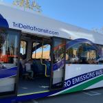 Tri Delta Transit - Antioch Ca