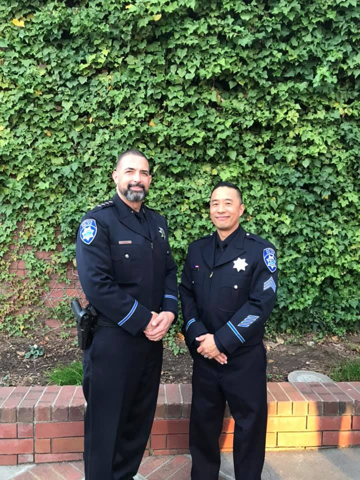 Antioch Police Department - Ted Chang