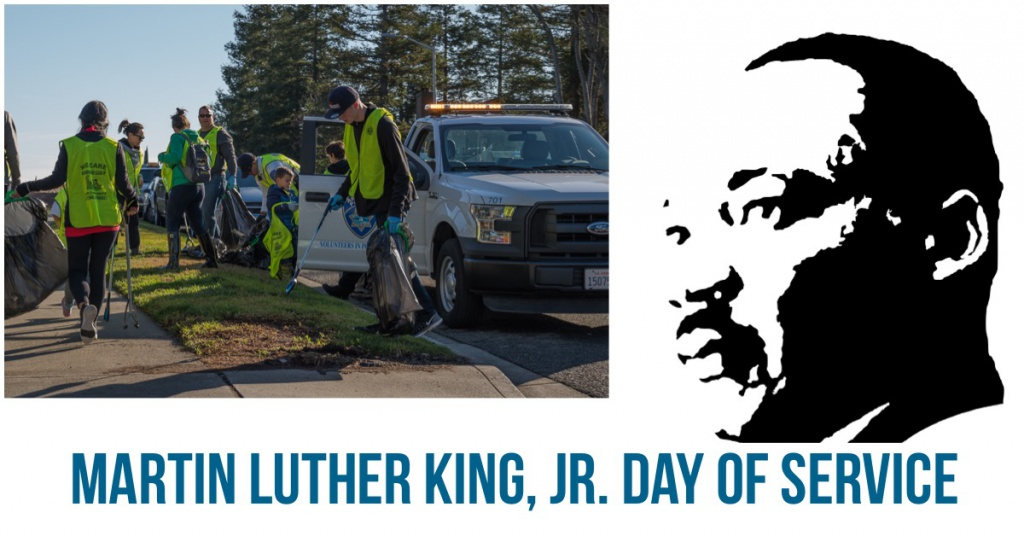 Antioch on the move - MLK Day of Service