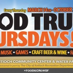 Food Truck Thursdays - Antioch - 2019