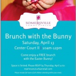 Brunch with the Bunny Hosted by Lori & RJ