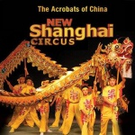 Acrobats of China w / The New Shanghai Circus