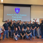Antioch Police Explorers Annual Crab Feed
