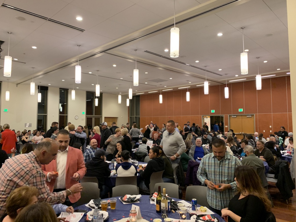Antioch Police Explorer - Crab Feed