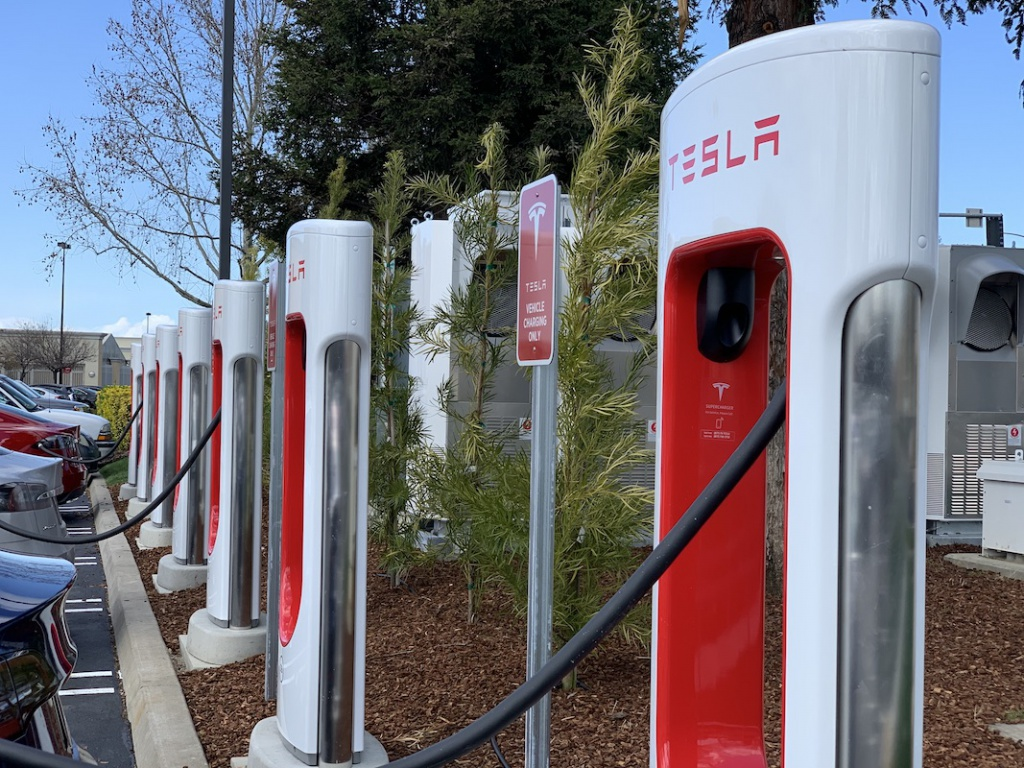 Antioch Electric Car Charging Stations