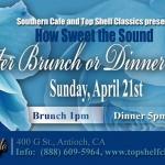 Easter Brunch or Dinner Show! Southern Cafe, Antioch