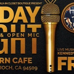 Friday Night Live Jam & Open Mic