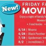 Friday Family Movie Nights - Free