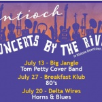 Concerts by the River - FREE!