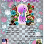 ALICE IN Wonderland: A Madd Hatter Players Production