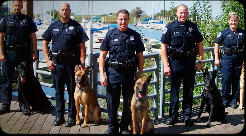 Antioch Police Department - k9