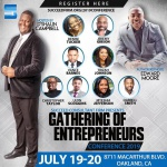 The Gathering of Entrepreneurs Conference 2019