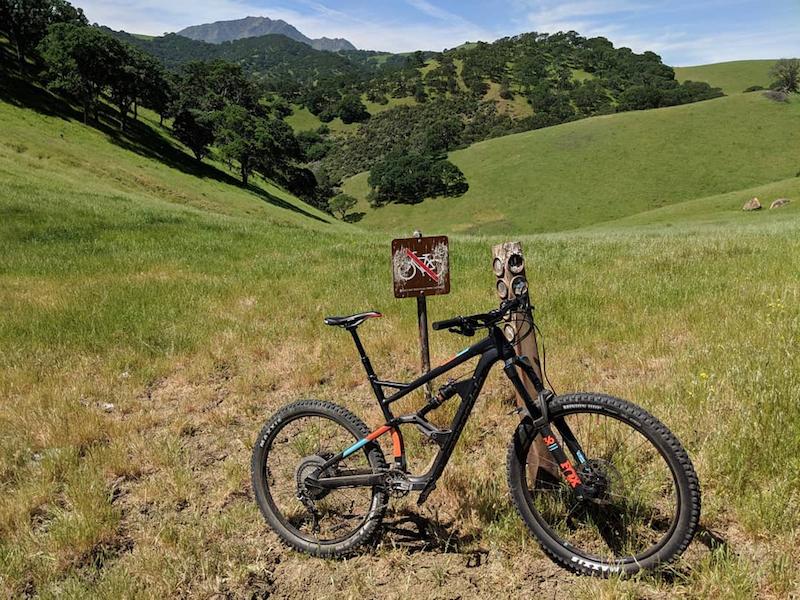 Contra Loma Antioch Ca - Biking