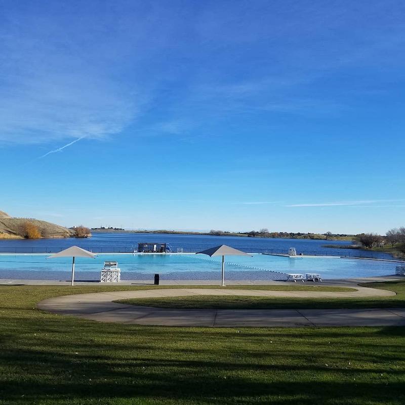 Contra Loma Swim Lagoon