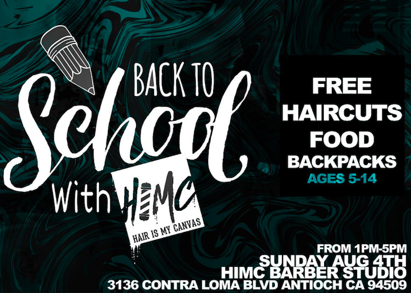 HIMC Barber Studio - Back to School with HIMC