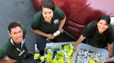 rising sun - Green House calls youth program