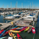 A Day at the Antioch Marina