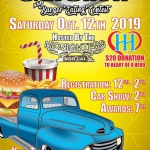 11th Annual Burger Eating Contest & Car Show