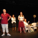 "Ghostlight Theatre Ensemble presents ""The Dixie Swim Club"""