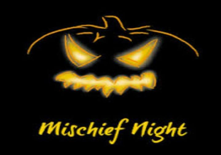Mischief Night Ghost Tour - Antioch on the Move