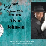 Sunday Sessions Featuring Alvon Johnson